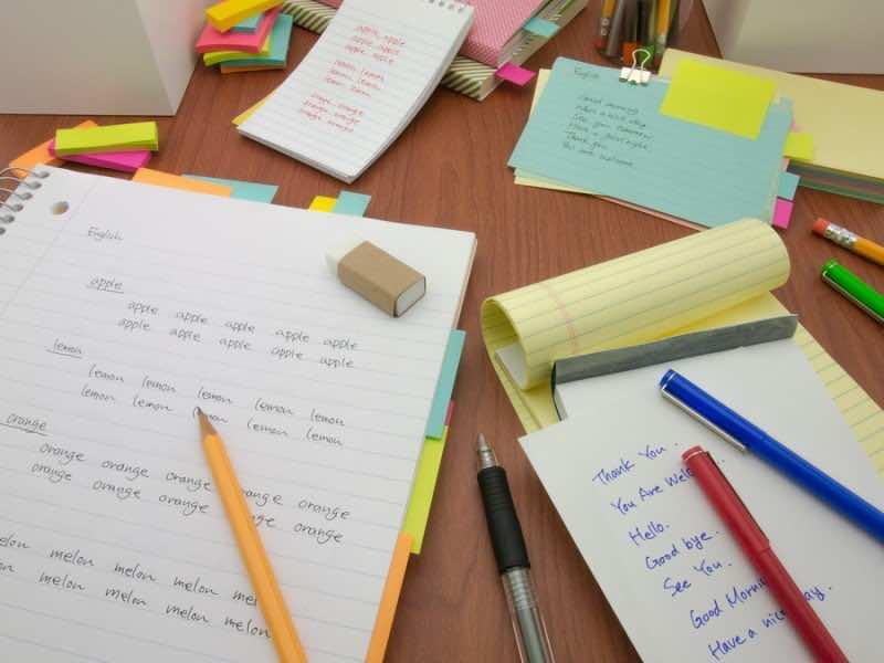 Lerning New Language; English