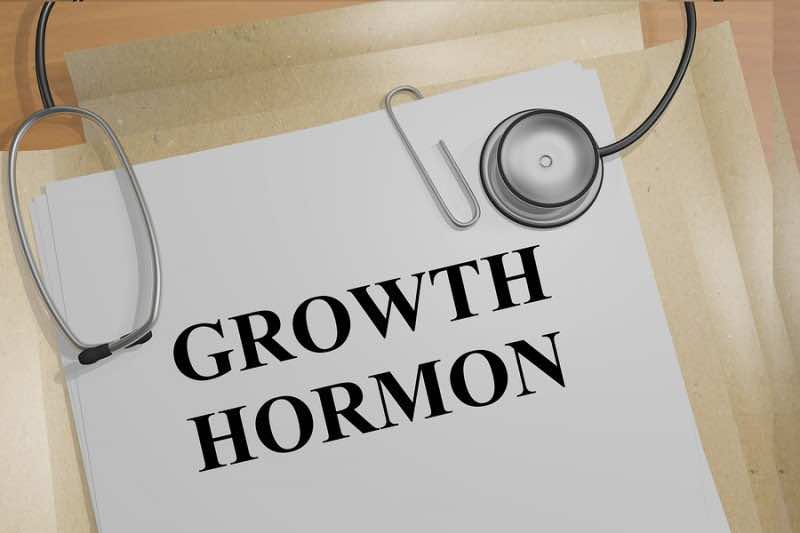 Growth Hormone - Medical Concept