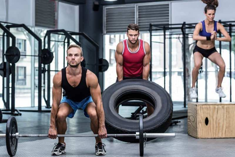 Putting Your Metabolic Workout Together