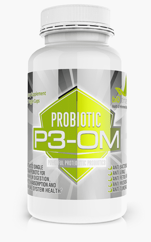 probiotics P3-OM