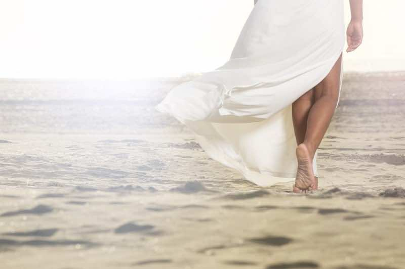 Bianca White Dress