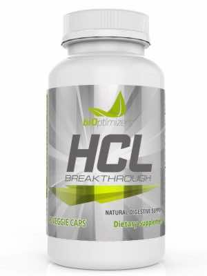 HCl Breakthrough