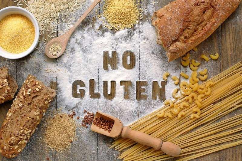 Gluten Free Flour And Cereals Millet, Quinoa, Corn Flour Polenta