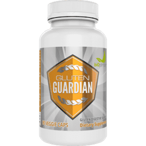 Gluten Guardian Bottle