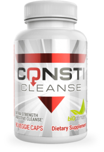 ConstiCleanse bottle of 250 capsules