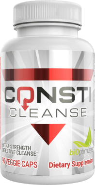 ConstiCleanse - Eliminate Constipation Quickly and Permanently