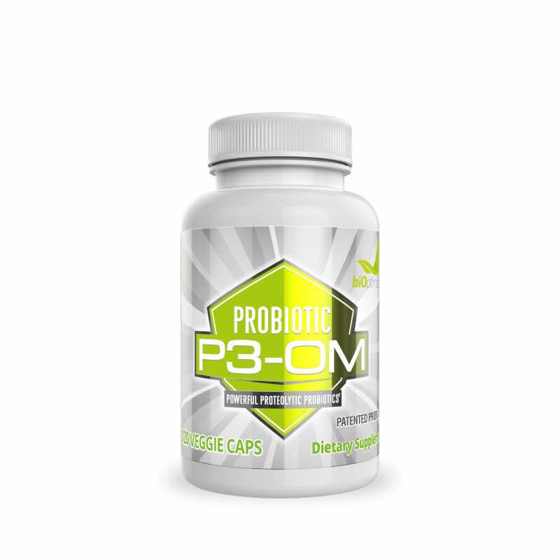 P3OM Probiotics 120