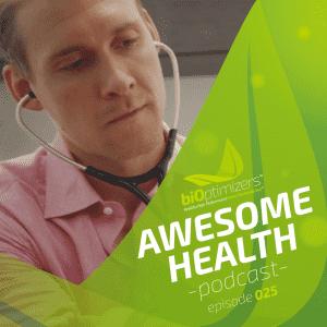 Dr. Paul Maximus health tests