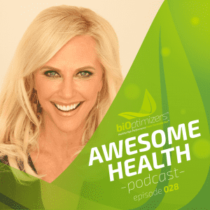 Susan Bratton on the Awesome Health Podcast