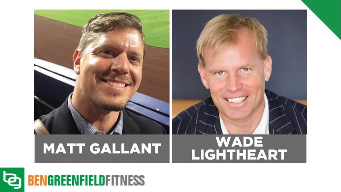bioptimizers on ben greenfield with matt gallant and wade lightheart