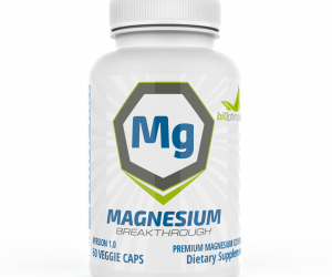 Magnesium Breakthrough 60 Capsule bottle