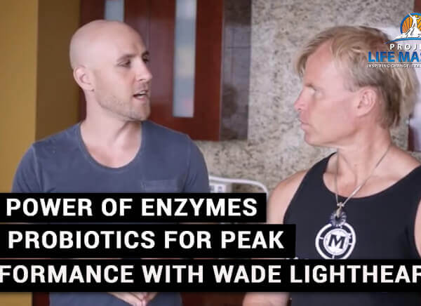 THE POWER OF ENZYMES AND PROBIOTICS FOR PEAK PERFORMANCE