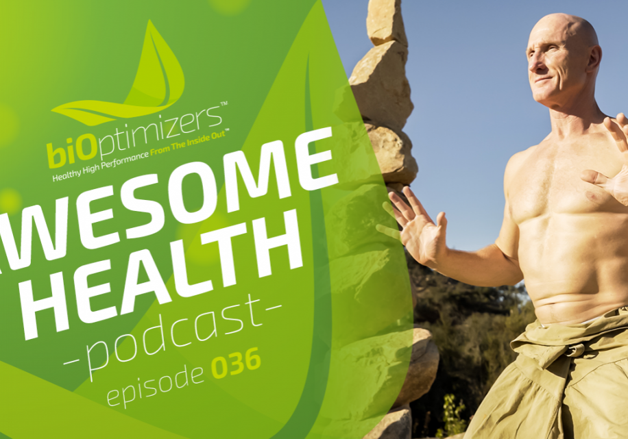 Awesome Health Podcast Episode 36 cover Photo